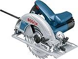 Bosch Professional GKS 190 Sega Circolare, 1400 W, Blu