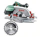 Bosch 0603502002 PKS 66A Sega Circolare, 1600 W, 190 mm