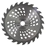 VOYTO - Lama per sega circolare (Skill Saw), 185 mm per dischi da taglio in legno, 185 mm x 20 mm x 24 denti, adatta a Bosch Makita Dewalt