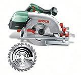 Bosch Home and Garden 0603502002 PKS 66A Sega Circolare, 1600 W, 190 mm