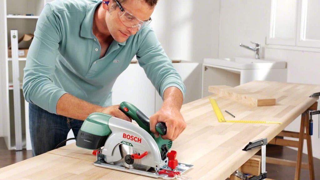 Bosch PKS 55 A Professionale
