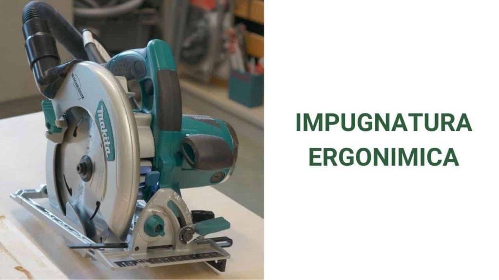 Makita HS7601J Impugnatura Ergonomica